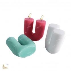 Peacock Designer Soap Mould