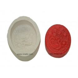 Silicone Peacock Soap Mould