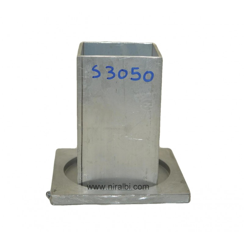 5'' Inch Wax Candle Mould