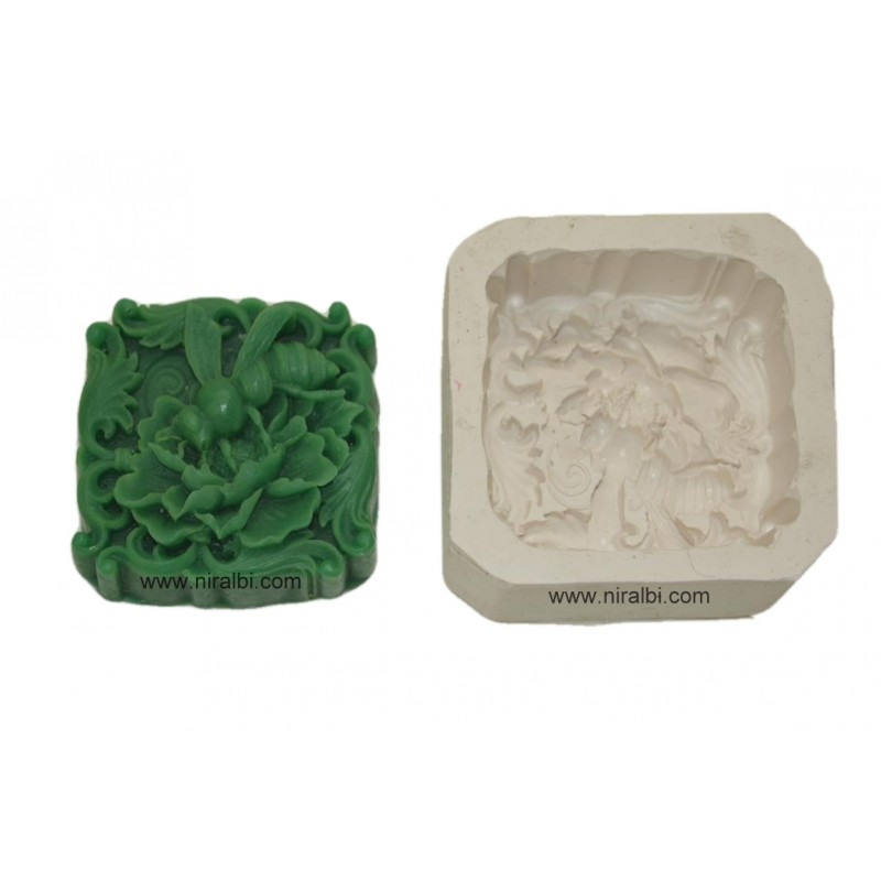 3D Honey Bee Soap Mould