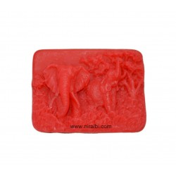 Niral Elephant Rubber Silicone Soap Mould