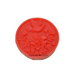 Flying Bird Designer Silicone Rubber Soap Mould