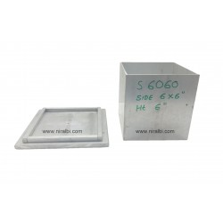 Square Shaped Candle Mould
