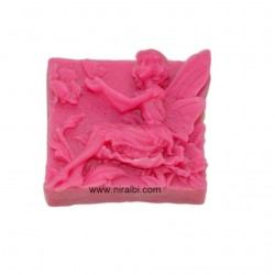Angel Rubber Soap Mould