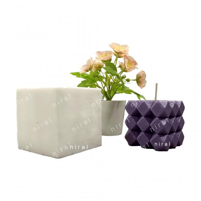 Silicone Rubber Soap Mould