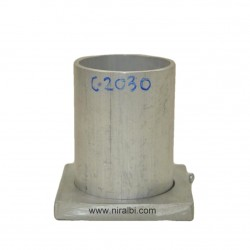 Cylinder Shaped Aluminium Candle Mould