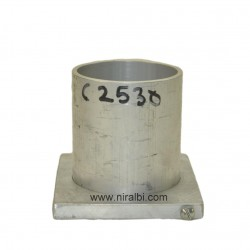 Cylinder Shape Wax Candle Mould