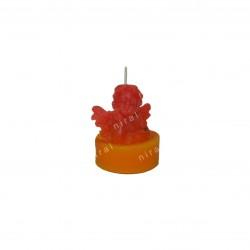 Silicone Oval Accupressure Soap Mold
