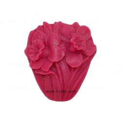 Bunch Of Flower Silicone Soap Mould