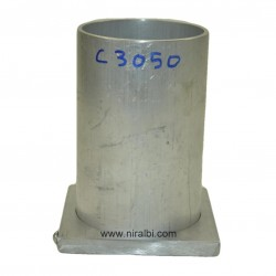 3'' Inch Height Cylinder Shaped Candle Mould