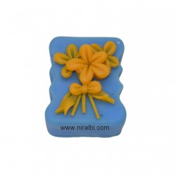 Flower Rubber Soap Mould