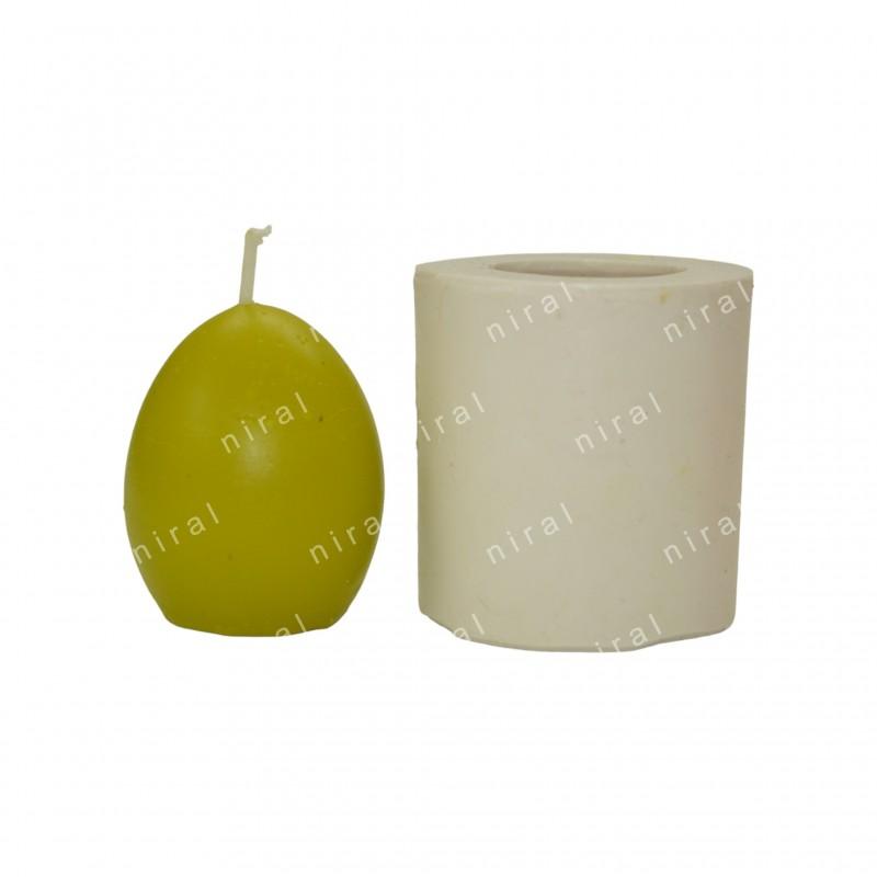 Rose Flower Rubber Soap Mould
