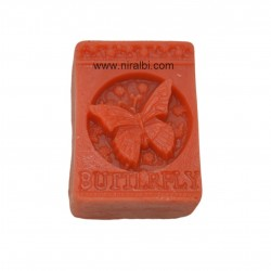 Designer Butterfly Soap Making Mold
