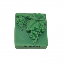 Grapes Vine Silicone Soap Making Mould