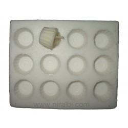 Spiritual T  - Light Cavity Candle Mould