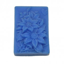 Designer Flower Soap Mould