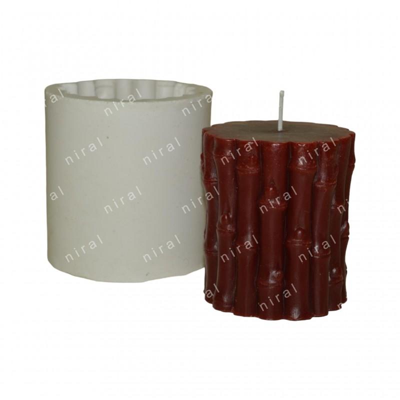 Lotus Bud Leaf Silicone Soap Mould