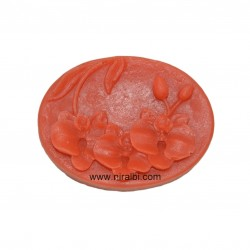 Lotus Bud Leaf Rubber Silicone Soap Mould