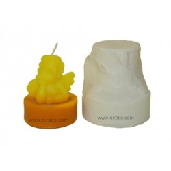 Angle T -Light Pillar Candle Mould