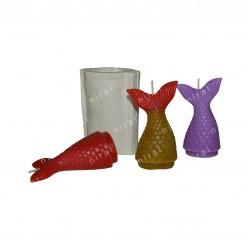 Silicone Soap Mould
