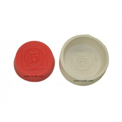 Muladhara, Root Chakars Silicone Soap Mould