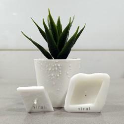 Manipura, Solar Plexus Chakars Silicone Soap Mould