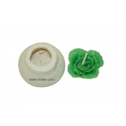 Small Flower Candle Mould
