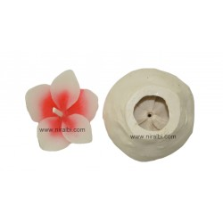 Champa Flower Candle Mould
