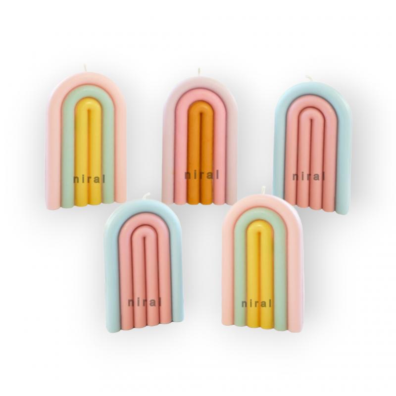 Archangle Silicone Rubber Soap Mould