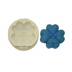 4 Patel Flower Soap Making Mould