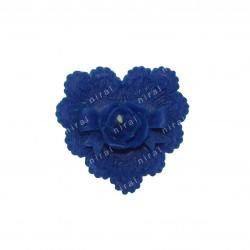 Designer Flower Silicone Rubber Soap Mould