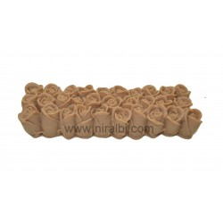 Rose Bud Loaf Silicone Soap Mould