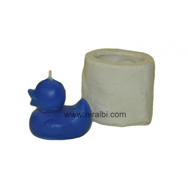 Floating Duck Candle Mould