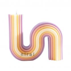 Rose Flower Rectangle Niral Soap Making Mould
