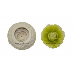Floating Silicone Flower Candle Mould