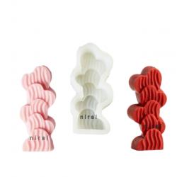 Flowers Designer Soap Mould