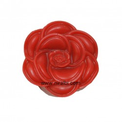 Rose Shape Niral Silicone Soap Mould