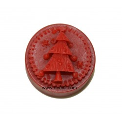 Special Christmas Tree Silicone Soap Mould