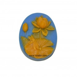 Lotus Silicone Soap Mold