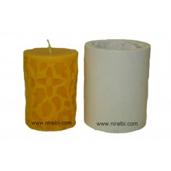 Designer Pillar Candle Mould