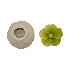 Silicone Rubber Flower Candle Mould