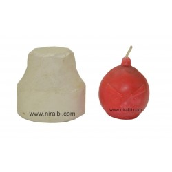 Angry Bird Siicone Candle Mould