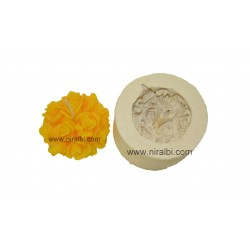 Silicone Flower Candle Mould