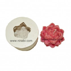 Flower Kali Candle Silicone Mould