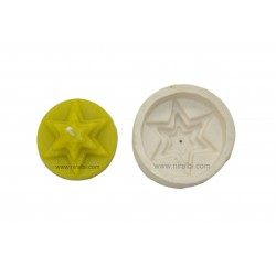 Star Candle Making Mould
