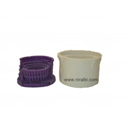 Colosseum Silicone Candle Mould