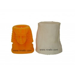Egyptian Queen Candle Mould