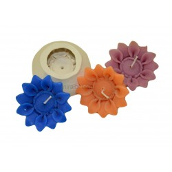 Sunflower Silicone Candle Mould