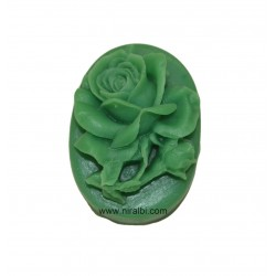 3D Rose Flower Soap Making Mould