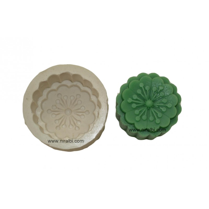 Silicone Soap Mold